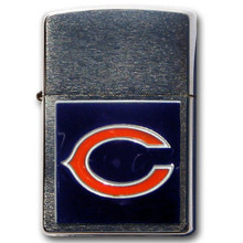 Chicago Bears Zippo Lighter NFL Football ZFL005