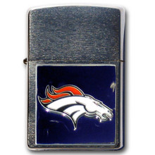 Denver Broncos Zippo Lighter NFL Football ZFL020