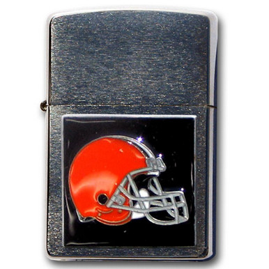 Cleveland Browns Zippo Lighter NFL Football ZFL025
