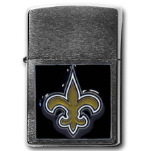 New Orleans Saints Zippo Lighter NFL Football ZFL150