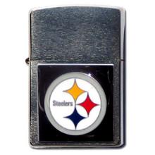Pittsburgh Steelers Zippo Lighter NFL Football ZFL160