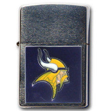 Minnesota Vikings Zippo Lighter NFL Football ZFL165