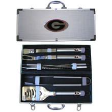 Georgia Bulldogs BBQ Set 8 pc NCCA College Sports BBQC5B