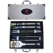 Virginia Cavaliers BBQ Set 8 pc NCCA College Sports BBQC78B