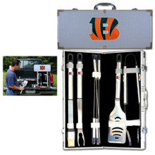 Cincinnati Bengals 8 pc BBQ Set
