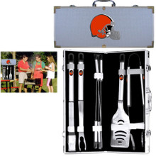 Cleveland Browns 8 pc BBQ Set