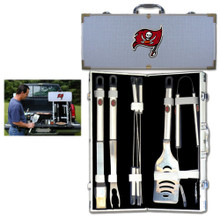 Tampa Bay Buccaneers 8 pc BBQ Set