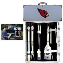 Arizona Cardinals 8 pc BBQ Set
