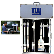New York Giants 8 pc BBQ Set