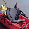 GTS Pro Kayak Fishing Seat Mounted
