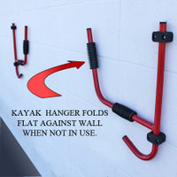 J-Hook Kayak Hanger