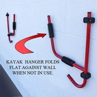 J-Hook Kayak Hanger