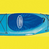 Kayak Cockpit Cover Royal