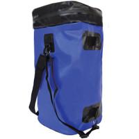 Toploader Duffel: Backpack Mode
