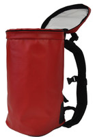 Frostpak Coolpack Backpack Cooler 17 Qt (17 Ltr) - Red 1