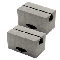 "7""Universal Canoe Replacement Blocks/pair"