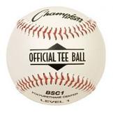 Champion Sports BSC1  Soft Compression Baseballs