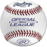 Rawlings ROLB1X Cosmetic Blemished Practice Ball