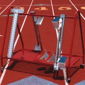 Blazer Athletics Starting Block Cart
