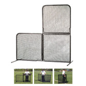 Easton Collapsible L-Screen