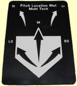 Muhl Tech Pitch Location Mat