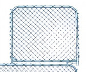 Osborne ''L'' Top Net for OIP S103, S106, S120 Series Screen
