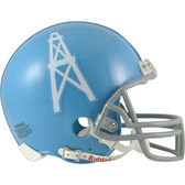 Riddell Houston Oilers  AFL 50th Anniversary Replica Mini Helmet