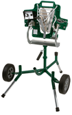 ATEC Rookie Baseball Pitching Machine with Caddypod