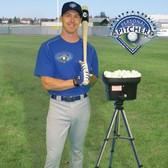Personal Pitcher Pro Model Pitching Machine