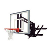 First Team RoofMaster II Adjustable Roof System Basketball Hoop
