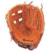 "Markwort 12 1/2"" Clover Open Web OF Baseball Glove"