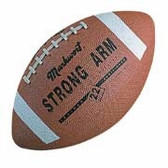 MARKWORT STRONG ARM FOOTBALL 22 OZ