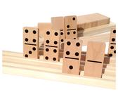 Alex Cramer #800 Easy-View Big Dot Dominoes