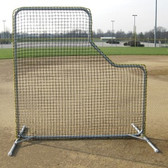 Pro-Gold II #60 Pitcher's L-Shaped 7' x 7' Screen