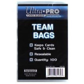 Ultra Pro #81330 Team Bags (Resealable)