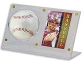 Ultra Pro #43013 Acrylic Ball & Card Holder