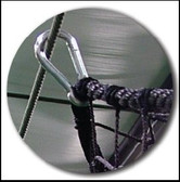 Netting Attachment Clips (1 dozen)