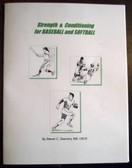 Baseball & Softball Strength & Conditioning Program Booklet