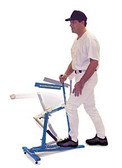 LOUISVILLE SLUGGER BLUE FLAME ULTIMATE PITCHING MACHINE - L60111