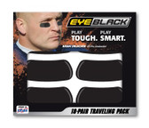 Brian Urlacher 18-Pair Black Original EyeBlack