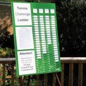 Tennis Challenge Ladder