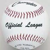 Champion Sports OLB5 Official League Baseballs