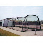 Batco 72'  Batting Cage - Baseball Tunnel