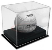 Deluxe Acrylic Softball Display