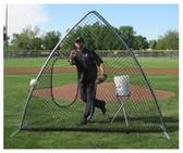 A-Screen Portable Pitching Screen - Softball
