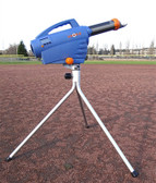 Zooka ZS740 Pitching Machine with Tall Tripod