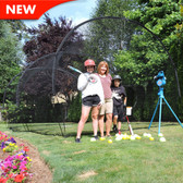 Jugs Lite-Flite® Backyard Net Packages: Baseball/Softball