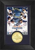 Houston Astros 2017 World Series Champions Bronze M-Series