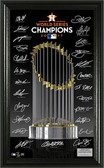 Houston Astros Highland Mint 2017 World Series Champions Signature Trophy