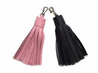 Large Leather Tassel - MORE COLORS
